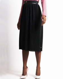 Marique Yssel Boxy Skirt - Black