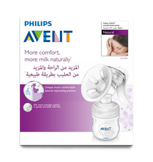 Philips Avent Breast Pump Manual