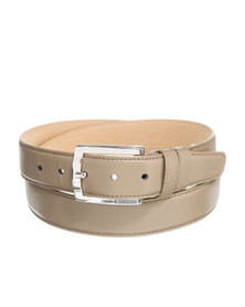 Picard Men's Leather Belt 5944 Stone