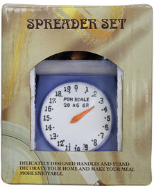 Fino 6 Pcs Spreader With Stand Knife Set
