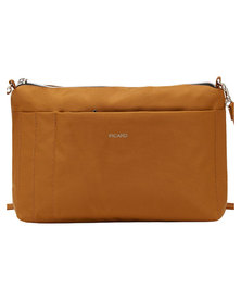Picard Switch Fabric Handbag Mustard