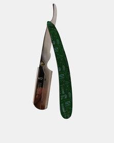 Green Vintage Shavette by The Gentleman's Beard Club