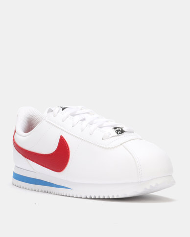 premium selection 260fd 6ded4 Nike Cortez Basic SL Sneakers White