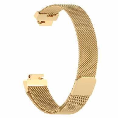 Buyitall.today Milanese Loop for Fitbit Inspire Gold