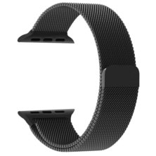 Buyitall.today Milanese Loop for Apple Watch 42mm & 44mm - Black
