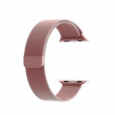 Buyitall.today Milanese Loop for Apple Watch 38mm & 40mm - Pink