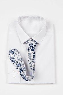 JCclick Shop Noah Floral Skinny Tie