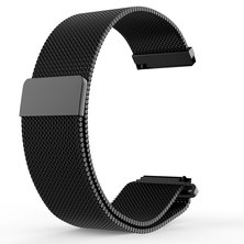 Buyitall.today Milanese Loop for Fitbit Blaze Black