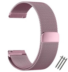 Buyitall.today Milanese Loop for Fitbit Blaze Pink