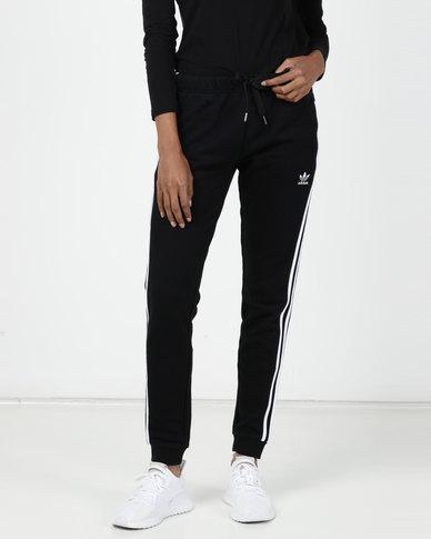 adidas Originals Ladies Regular Trackpants Black