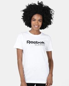 Reebok T-shirt White