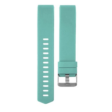 Buyitall.today Classic silicone band for Fitbit Charge 2 Teal