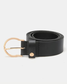 Polo Belts Elizabeth 35MM Belt Black
