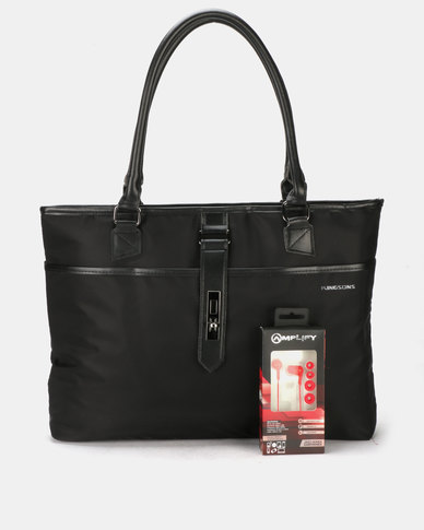 Kingsons Bella Series Ladies Bag Black