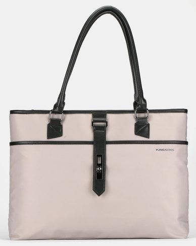 Kingsons Bella Series Ladies Bag Grey