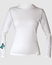 Vivolicious Hemp EcoFit Base Layer White