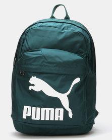 Puma Sportstyle Prime Originals Backpack Ocean