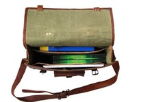 Buyitall.today Leather Laptop/Messenger Bag 17""