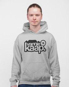 Vannie Kaap Vannie Kaap 2.0 Unisex Grey Hoodie