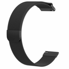 Buyitall.today Milanese Loop for Samsung S3 Frontier/Classic Watch Black