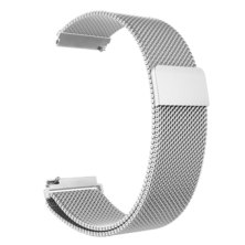 Buyitall.today Milanese Loop for Samsung S3 Frontier/Classic Watch Silver
