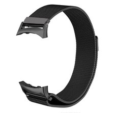 Buyitall.today Milanese Band for Samsung Gear S2 SM-R720 / SM-R730  Black