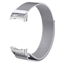 Buyitall.today Milanese Band for Samsung Gear S2 SM-R720 / SM-R730  Silver