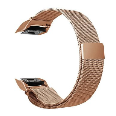Milanese Band for Samsung Gear S2 SM-R720 / SM-R730 Rose Gold