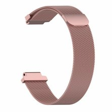 Buyitall.today Milanese Loop for Garmin Forerunner 235 Pink