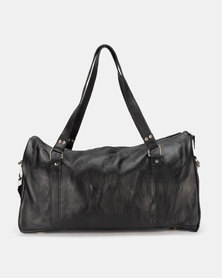 John Buck Duffel Bag - Black