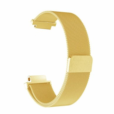 Buyitall.today Milanese Loop for Garmin Forerunner 235 Gold