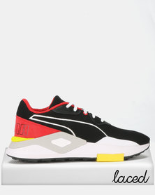 Puma Sportstyle Core SHOKU KOINOBORI Puma Black-High Risk Red