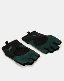 Puma Performance TR Ess Gloves Up Green