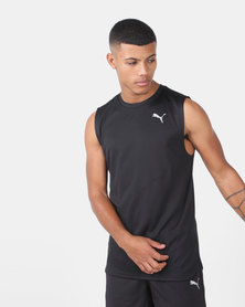 Puma Performance Ignite Singlet Mono Black