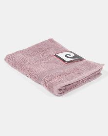 Pierre Cardin Hand Towel Purple
