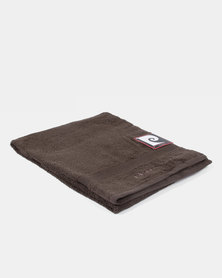 Pierre Cardin Bath Sheet Brown