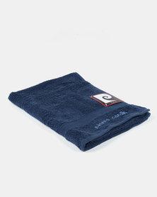 Pierre Cardin Bath Towel Navy