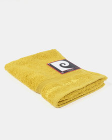Pierre Cardin Hand Towel Yellow
