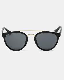 CHPO Copenhagen Sunglasses Black/Black