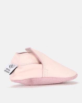 Shooshoos Virginia Pull-on Prewalker Pink