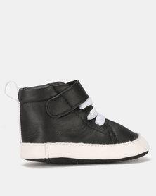 Shooshoos Space Jamming High Top Sneakers Black