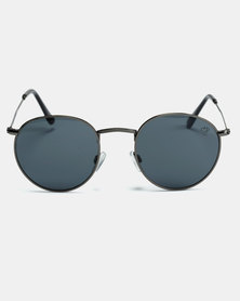 CHPO Liam Sunglasses Gun Metal/Black