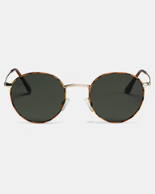 CHPO Liam Sunglasses Turtle Brown/Green