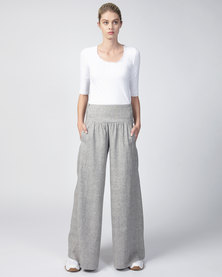 Smudj Kensington Pants Grey