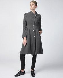 Smudj Vivienne Coat Anthracite