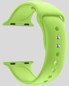 38 mm Mint Green Apple Watch Sport Replacement Strap - Gretmol