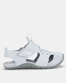 super cute ef763 35685 Nike Sunray Protect 2 Grey