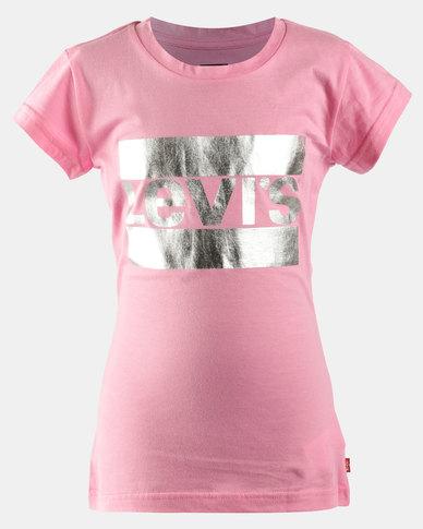 Sportwear Logo Tee Pink