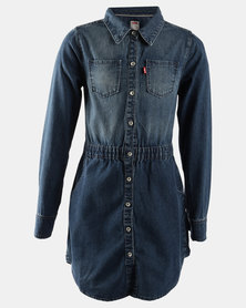Denim Dress Blue