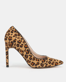 Sissy Boy Printed Courts Leopard